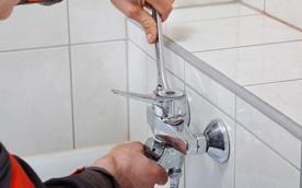 montáž umývadiel, vodovodných batérií